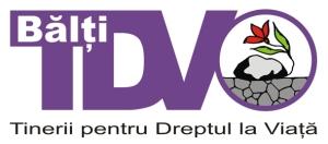 logo TDV fiolet